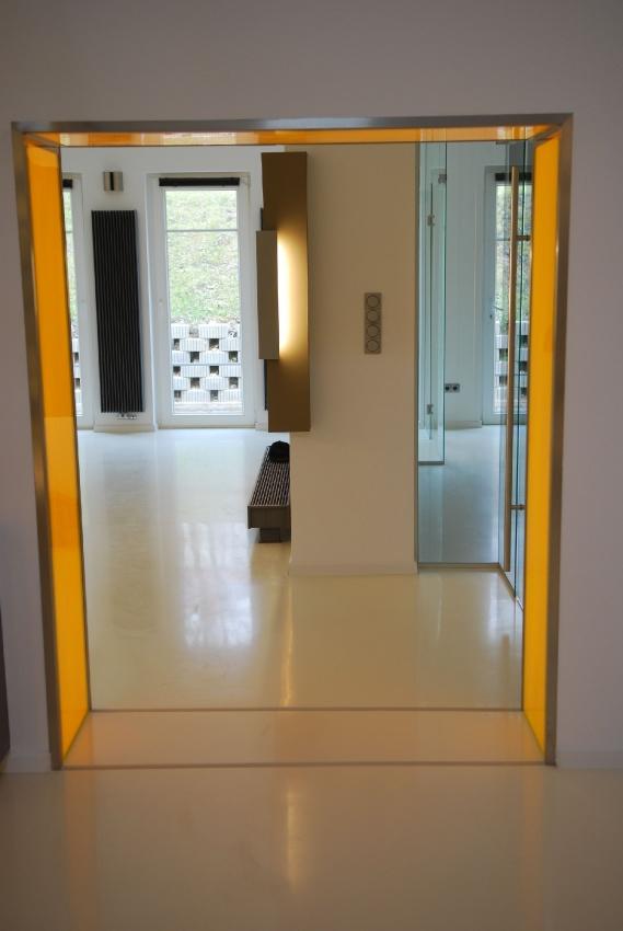 exkluzív műgyanta padló 1