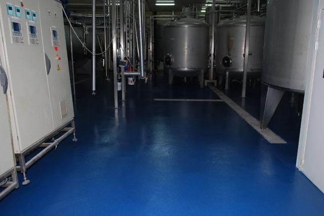 Ipari műgyanta padlóburkolat 4