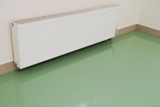 Önterülő műgyanta padló
