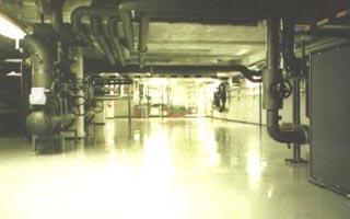 Ipari műgyanta padló
